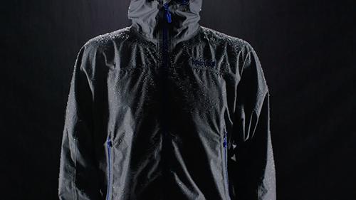 Marmot jacket.